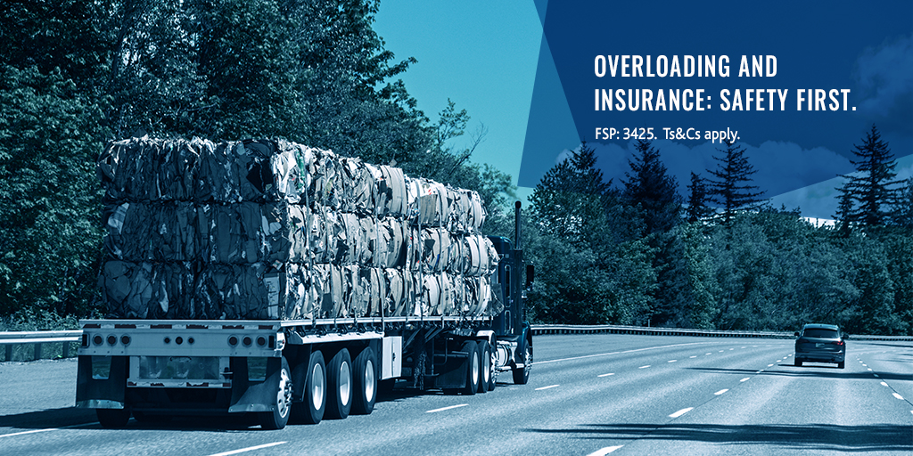 The implications of overloaded vehicles on your insurance policy