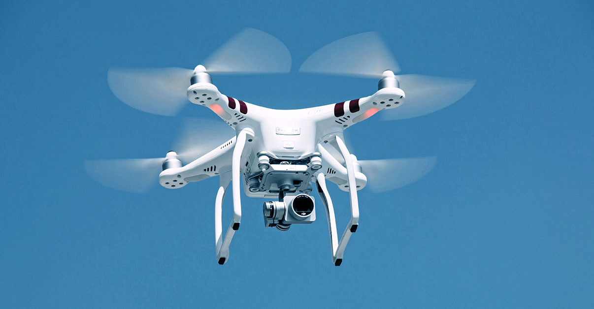 The importance of drones in insurance
